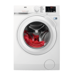 AEG L6FBI741N 7Kg 1400 Spin Washing Machine - White
