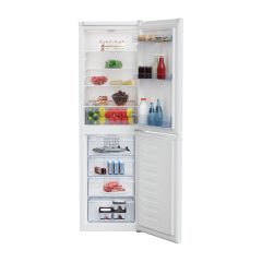 Beko CCFM3582W Frost Free Fridge Freezer - White