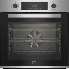 Beko CIMY91X Built In Electric Single Oven - Stainless Steel