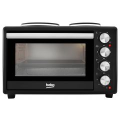 Beko MSH28 Static 28L Mini Oven And Hob