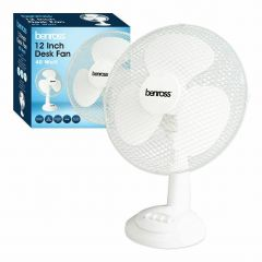 Benross BNR43920 12 ` Desk Fan