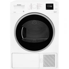 Blomberg LTH3842W 8Kg Hybrid Heat Pump Tumble Dryer