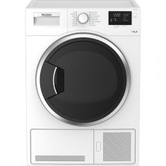 Blomberg LTK21003W 10kg Condenser Tumble Dryer - White - B Rated