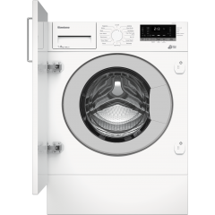 Blomberg LWI284410 8kg 1400 Spin Built In Washing Machine - A+++ Energy Rated