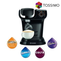 Bosch TAS6002GB Tassimo My Way Pod Coffee Maker