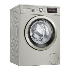Bosch WAN282X1GB Serie 4 8 Kg 1400 Spin Washing Machine - Silver Inox
