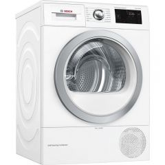 Bosch WTWH7660GB Heat Pump Condenser Dryer - A++