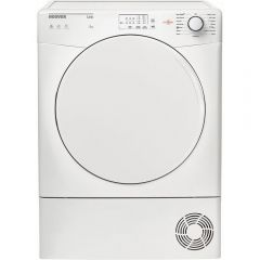 Hoover HLC8LF 8Kg Condenser Dryer With Sensor Dry
