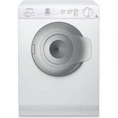 Indesit NIS41V 4kg Front Vented Tumble Dryer - White - C Energy Rated