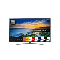 "LG 65NANO866NA 65"" 4K UHD NanoCell Smart TV -"