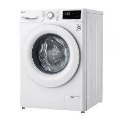 LG F4V308WNW 8kg 1400 Spin Washing Machine - White - A+++ Energy Rated