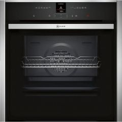 NEFF B57CR23N0B Slide + Hide Pyrolitic Oven