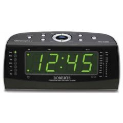Chronoplus2 FM/MW Dual Alarm Clock with Instant Time Set