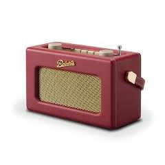 Roberts REVIVAL UNO BR Dab/Fm Radio In Berry Red