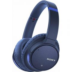 Sony WHCH700NLCE7 Blue Noise Cancelling Over Ear With Mic/Remote