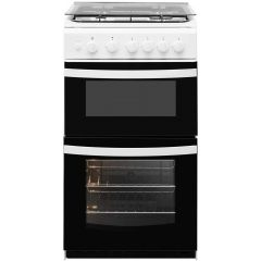 Indesit ID5G00KMWL 50cm Gas Twin Cavity With Lid