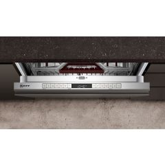 NEFF S155HCX27G Built In Full Size Dishwasher - 14 Place Settings