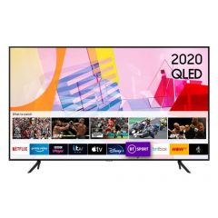 Samsung QE43Q60TAUXXU 43` QLED Smart TV - A Energy Rated