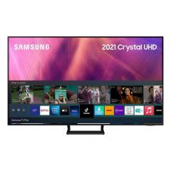 """Samsung UE65AU9000KXXU 65"""" 4K UHD HDR Smart TV Dynamic Crystal Colour with Motion Xcelerator Turbo and Object Tracking Sound LITE"""