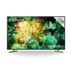 Sony KE55XH8196BU 55` 4K Ultra HD HDR LED Android TV with Dolby Audio & Google Assistant