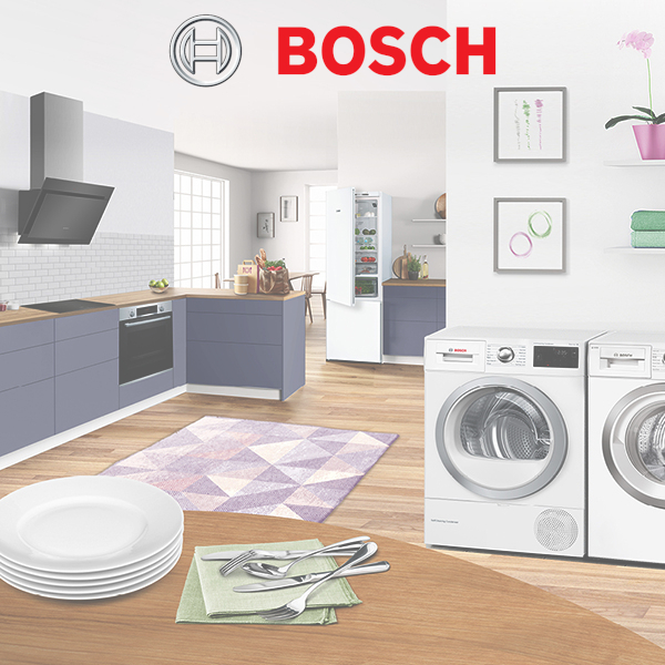 Bosch at Williams Electrical