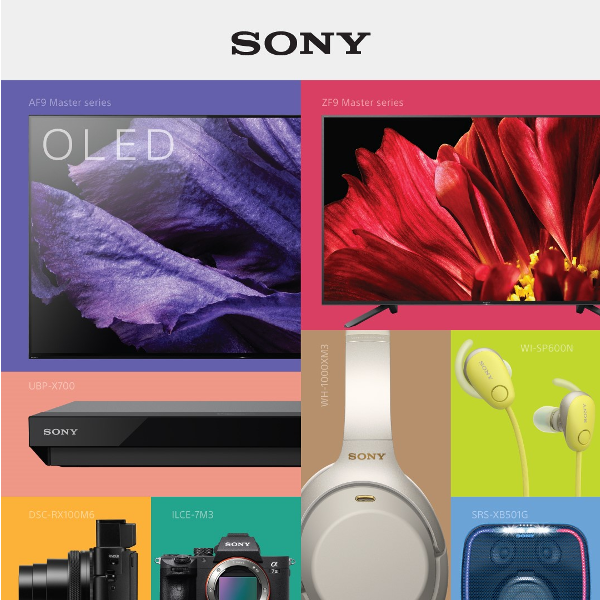Sony at Williams Electrical