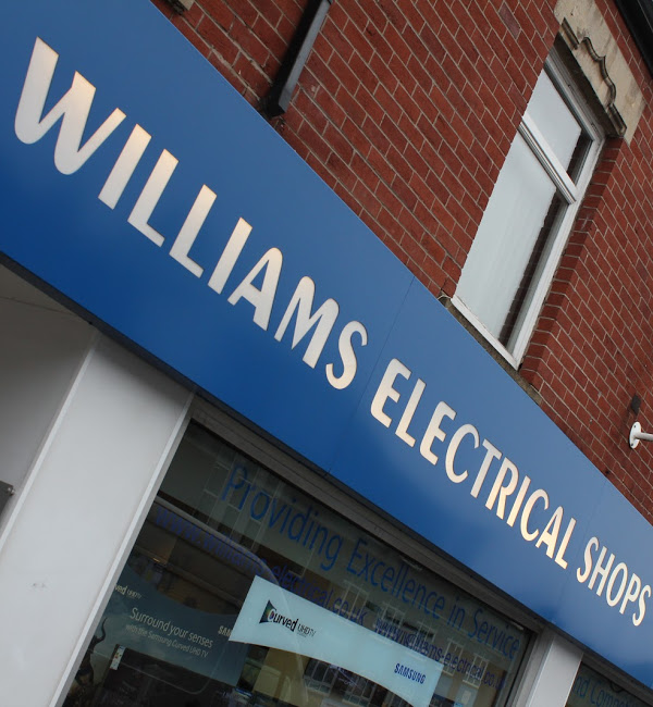 Willaims Electrical Woodseats Storefront